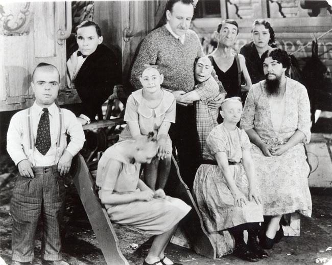Freaks Cast