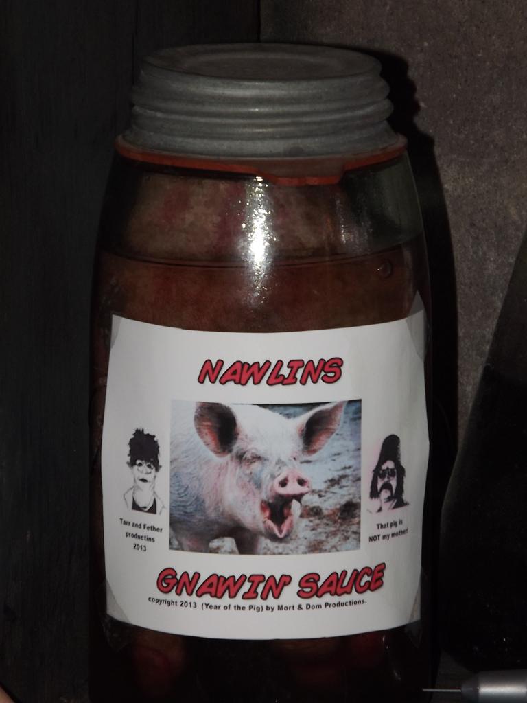 Gnawin Sauce