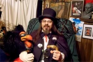 Bobby Gammonster, Internet Horror Host