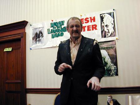 NOTLD's Bill Hinzman - zombie supreme!