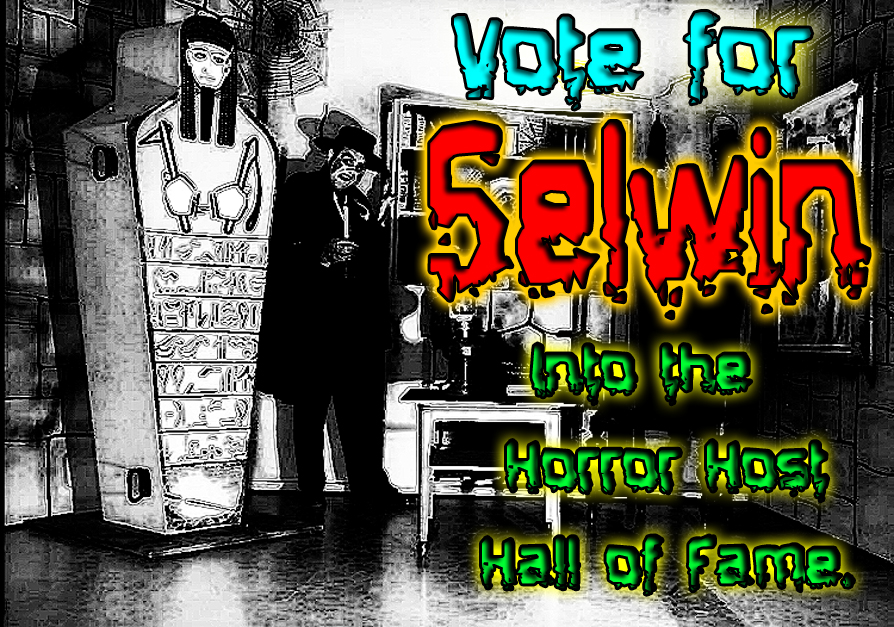 Vote for Selwin!