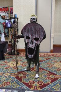 African Warrior Costume-Monsterfestmania 2016
