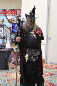 Wizard LS-Monsterfestmania 2016